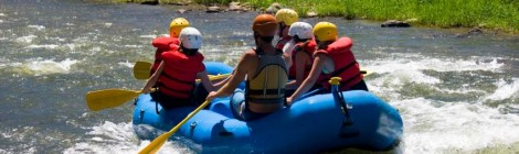 Share The Peak River Rafting