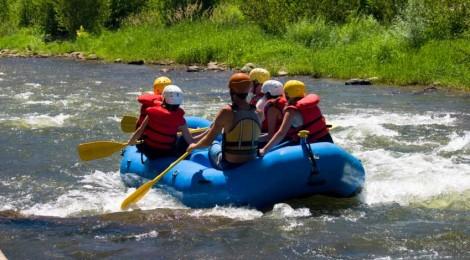 Share The Peak River Rafting