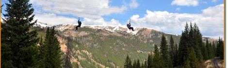 Try Something New: Ziplining